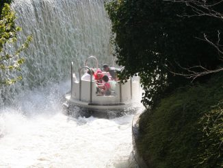 River Rapids - Soquet
